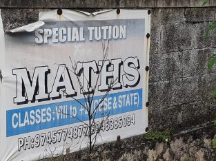 Special Tution Maths