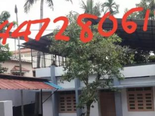 Rental house for clinic or office purpose