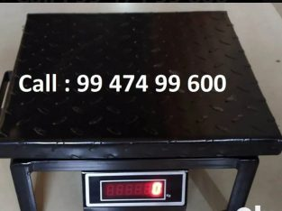 WEIGHING SCALES IN PARIPPALLI for sale