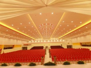 Carnival convention center, Anchal
