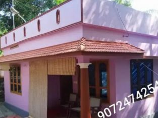 6 sent land and house for sale