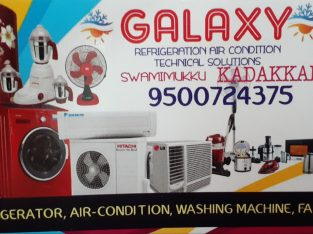 GALAXY refrigeration air condition technical solut