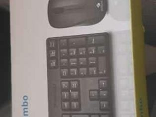 ZEBRONICS & ENTER WIRELESS KEYBOARD and MOUSE COM